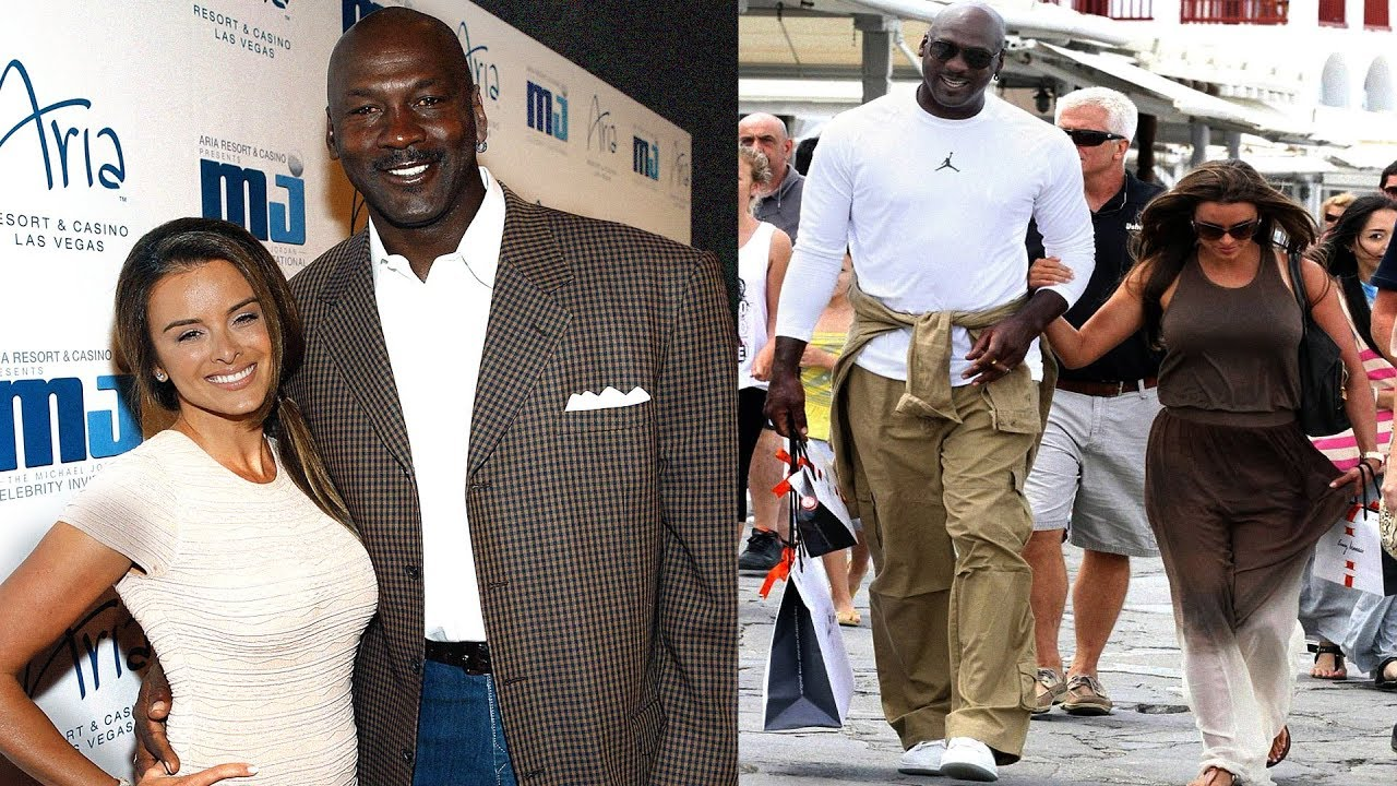 Michael Jordan S Wife 2018 Youtube