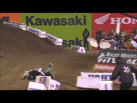 James Stewart le Tiger Woods du supercross .Awesome compilation . The dream . Mxgp .
