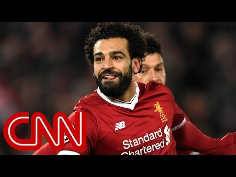 Mohamed Salah's long road to stardom at Liverpool