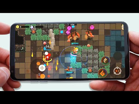 10 Best Roguelike Pixel Art Games For IOS & Android 2020 ( OFFline/ONline ) - PART 1
