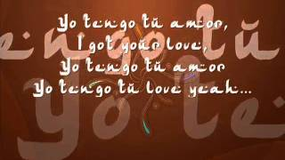 Sie7e - Tengo Tu Love (Lyric Video)