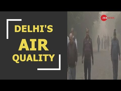 Delhi Pollution: Air quality remains at very poor category