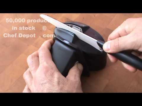 Sharpen Ceramic Knife