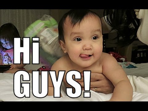 Hi Guys! - February 19, 2015 ItsJudysLife Vlogs