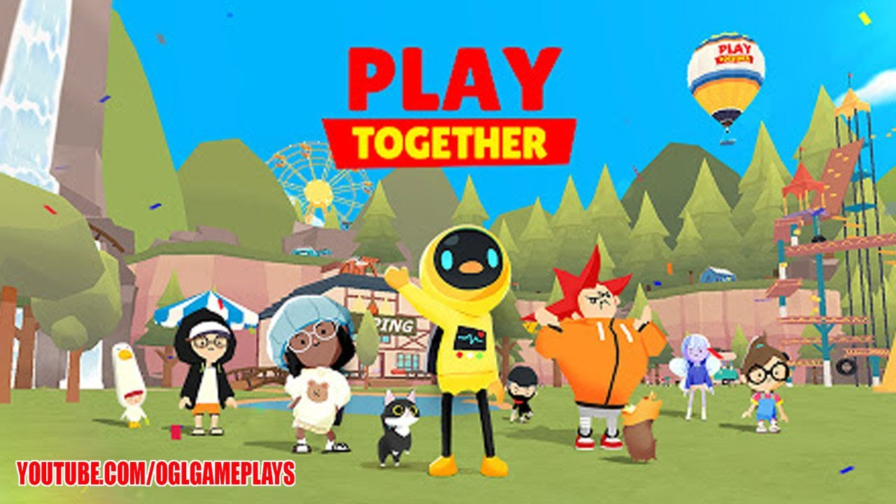 Play Together Virtual World Gameplay (Android iOS) - YouTube