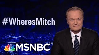 'Where's Mitch McConnell?' Asks Alexandria Ocasio-Cortez, Freshmen Dems | The Last Word | MSNBC