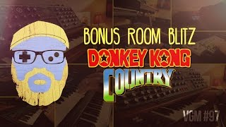 VGM #97: Bonus Room Blitz (Donkey Kong Country) Synth-Pop Cover