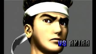 Virtua Fighter 3tb (Dreamcast) Arcade as Taka