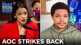 Corona in Canada, China's Mars Probe & AOC's Powerful Speech | The Daily Social Distancing Show