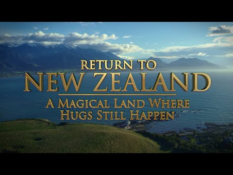 Stephen Colbert's Return To New Zealand: A Magical Land Where Hugs Still Happen