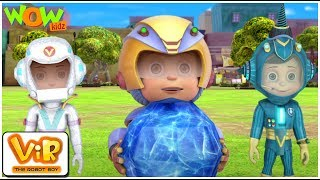 Power Of Seven Planets | Vir : The Robot Boy with  ENGLISH, SPANISH & FRENCH SUBTITLES | WowKidz