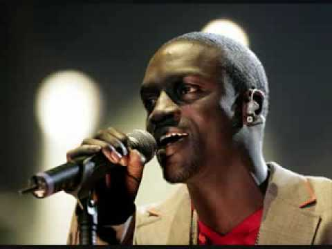 Akon - Dream Girl (new song in 2009)
