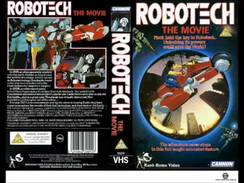 Robotech the Movie OST 08 Only a Fool