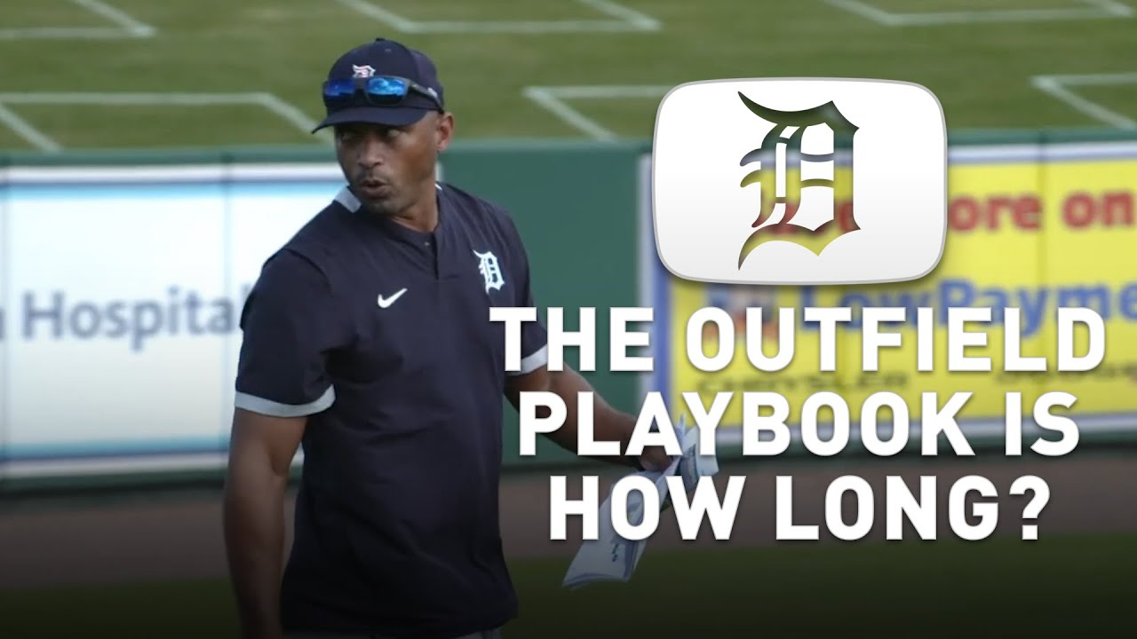 The Outfield Playbook Is How Long?
