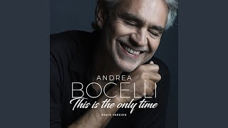 This Is The Only Time (Radio Version)