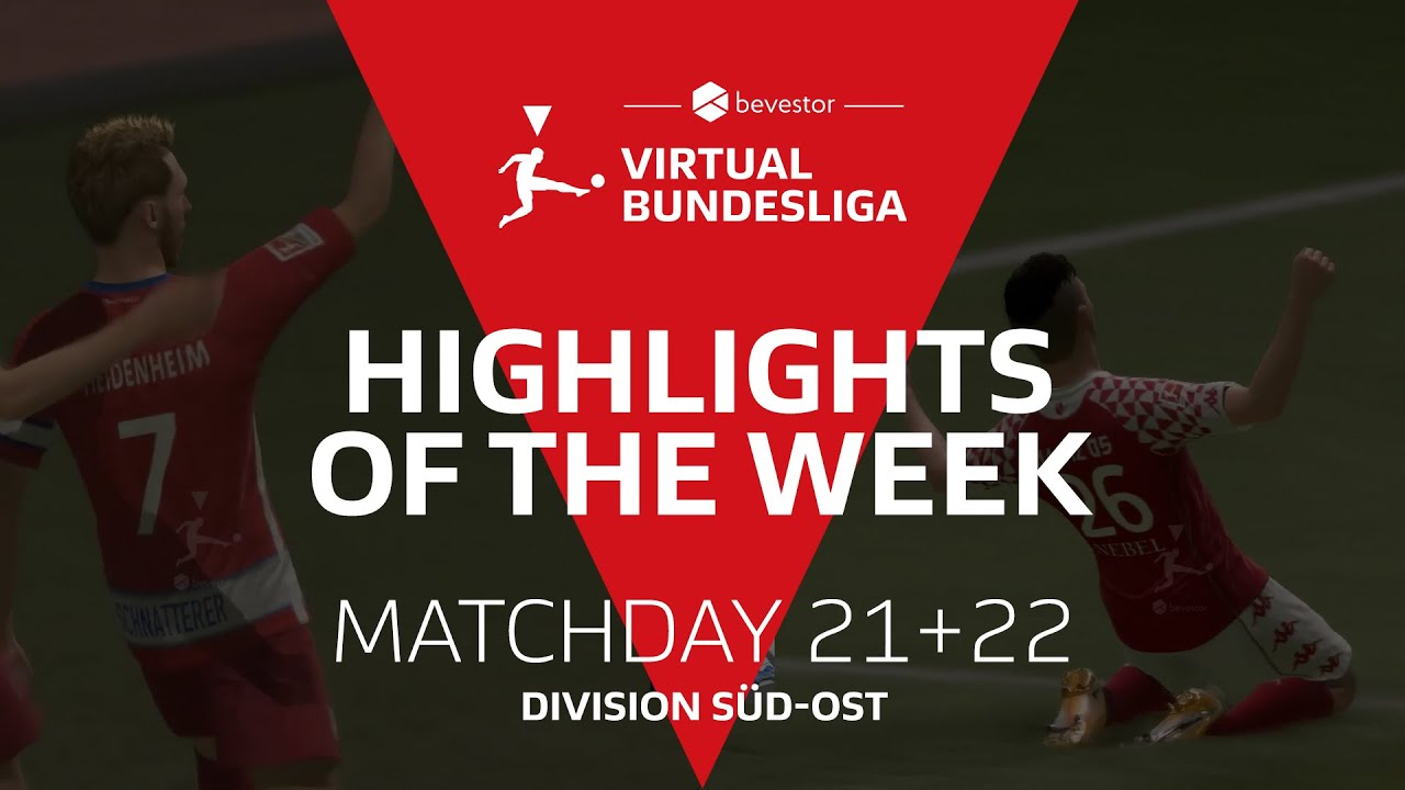 Last Minute Wahnsinn! | Highlights Spieltag 21 & 22 | Division Süd-Ost | VBL CC by bevestor