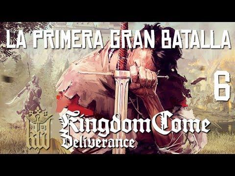 LA PRIMERA GRAN BATALLA | KINGDOM COME DELIVERANCE La serie EP 6