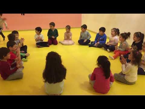 Etki Okulları  - Jüpiter Sınıfı Oyun Dediğimizzzz :)