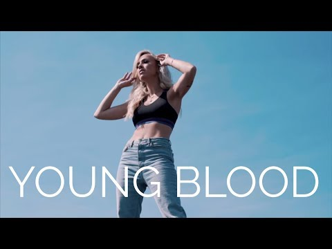 YOUNG BLOOD - 5 SECONDS OF SUMMER (cover by Kimberly Fransens)