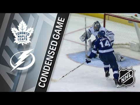 03/20/18 Condensed Game: Maple Leafs @ Lightning