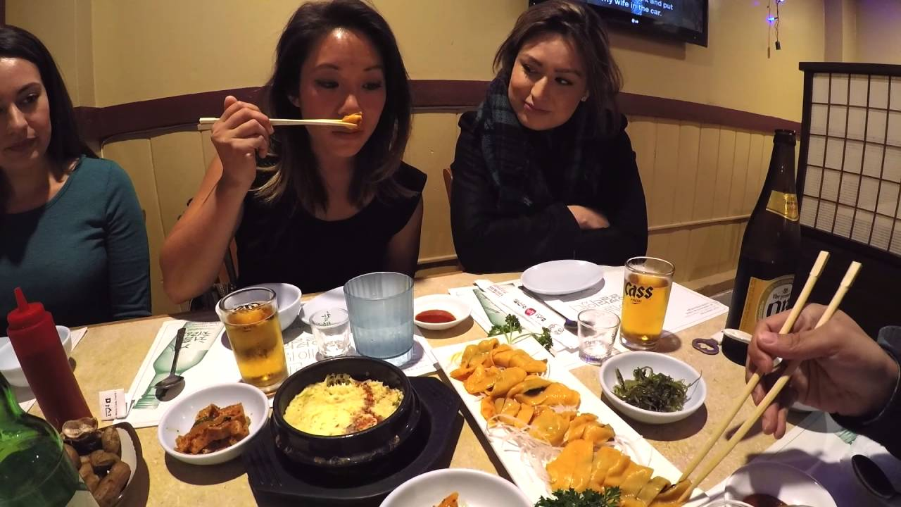 What Is A Sea Squirt Korea Town - Youtube-9115