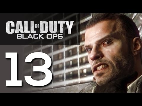 Call of Duty: Black Ops - Walkthrough Mission 13: Rebirth  - No Commentary