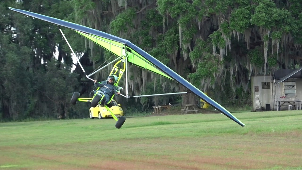Ultralight Trike - Air Adventure Flight School