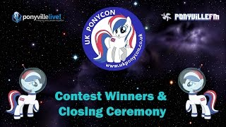 Contest Winners & Closing Ceremonies