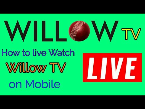 Willow Tv Live Live Cricket Willow Tv How To Live Watch Willow Tv