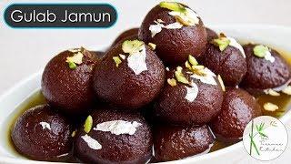 Halwai Style Gulab Jamun Recipe | Easy & Delicious Gulab Jamun Recipe ~ The Terrace Kitchen