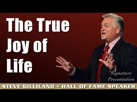 Steve Gilliland – Enjoy The Ride: Never Lose Your Passion