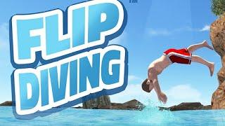 Flip Diving Full Gameplay Walkthrough