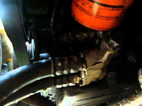 Ford Exhaust Diagram 2002 Crown Victoria Oil Leak Repair Oil Filter Adapter