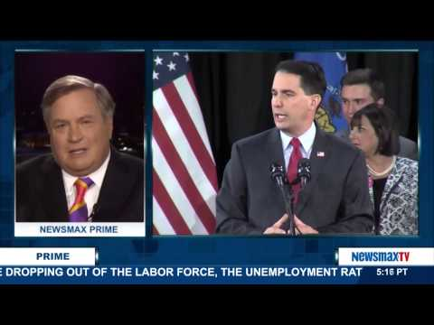 Newsmax Prime | Dick Morris discusses governors running for president