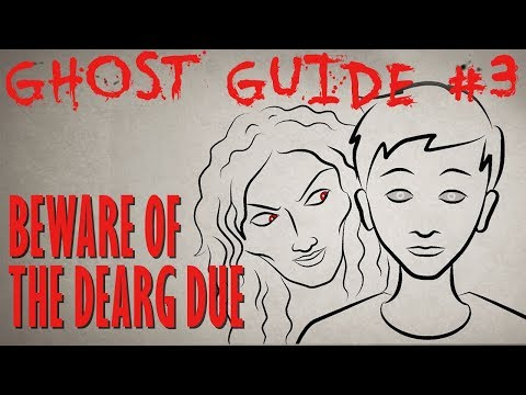 GHOST GUIDE: Beware the Lure of the Dearg-Due! Halloween Story Time // Something Scary   Snarled