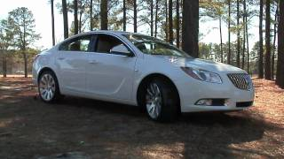 2011 Buick Regal CXL Turbo Sedan, Detailed Walkaround.