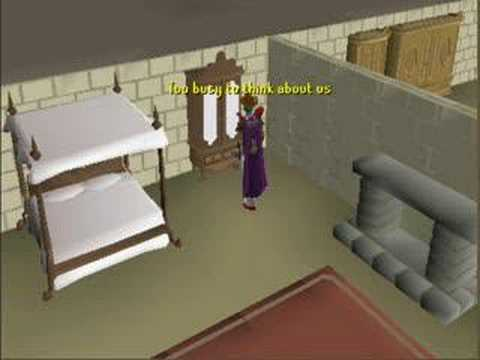 Busy Being Fabulous  Runescape Style