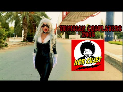 Tunisian Cosplay Music Video 2015 - Summer Time Sadness (Epic Cosplays)