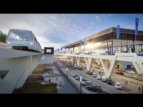 Frankfurt Airport damals, heute und morgen