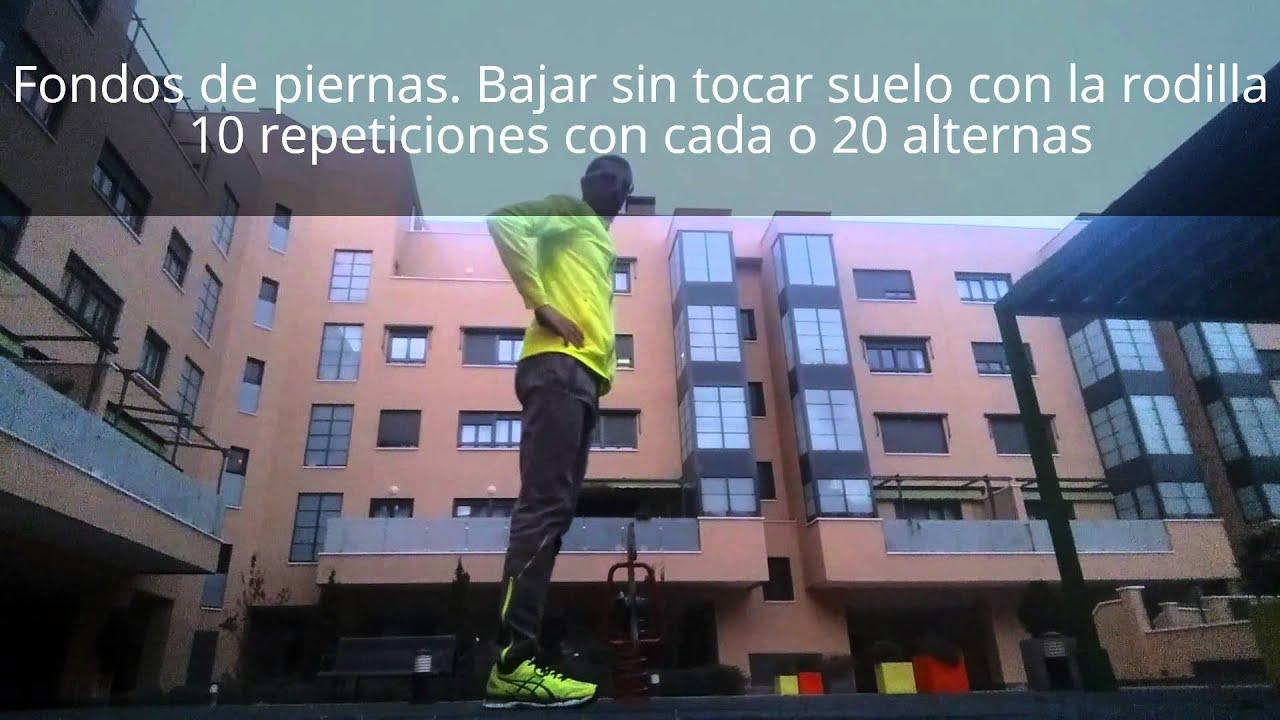 Circuito Oregon : 8 ejercicios para circuito oregÓn by pablo villalobos youtube