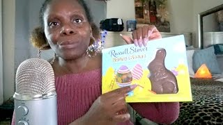 CANDY ASMR Eating Sounds   Bunny & Beans
