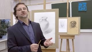 Курс академического рисунка и живописи | Обучение живописи взрослых в Москве | 12+