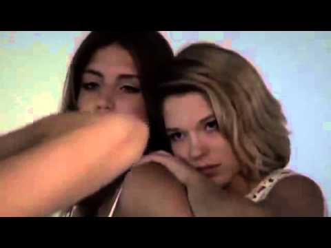 «Premiere» France - Lea Seydoux and Adele Exarchopoulos