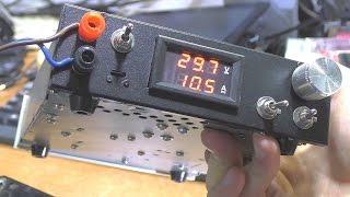 ЭЛЕКТРОННО-РЕЗИСТИВНАЯ НАГРУЗКА (40В, 15А) для тестирования БП и microUSB кабелей