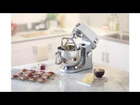 Kenwood KMX750WH Küchenmaschine   Hochwertiges Metallgehäuse   Review