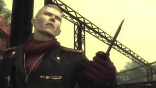 Metal Gear Solid 3: Snake Eater - Metal Gear Solid 3: Snake Eater (Fight Scene) (PS2) - User video