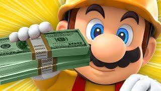 MARIO MAKER MONEY