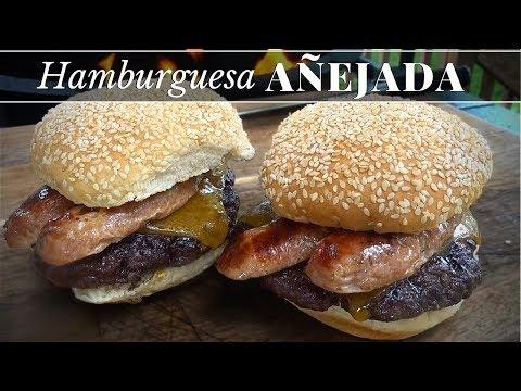 Hamburguesa de Carne Madurada   La Capital