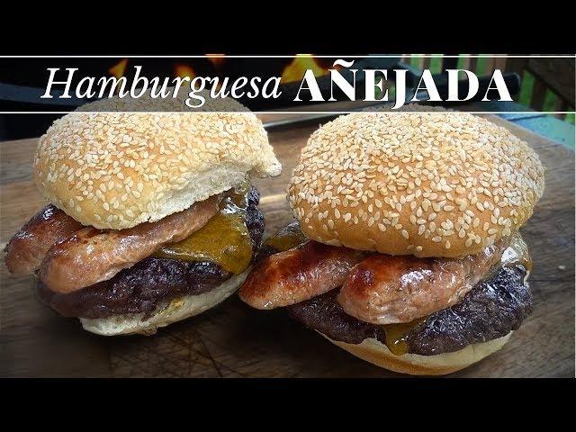 Hamburguesa de Carne Madurada | La Capital
