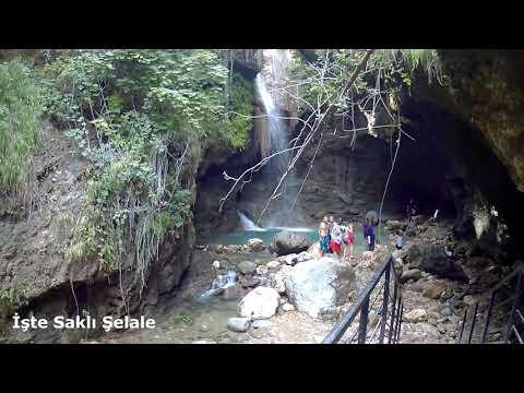 Mersin - Erdemli - Koramşalı Saklı Şelale nasıl gidilir yol durumu